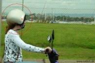 Tragt Helm!
